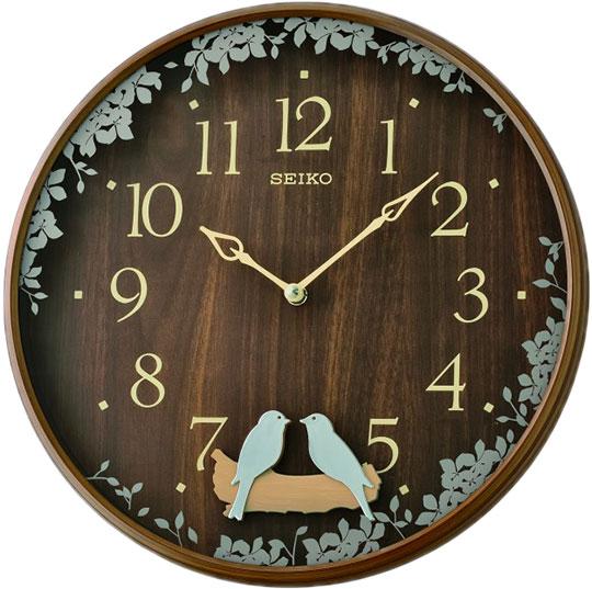 Настенные часы Seiko QXC237B