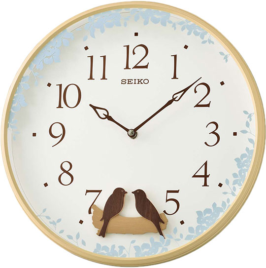 Настенные часы Seiko QXC237Z