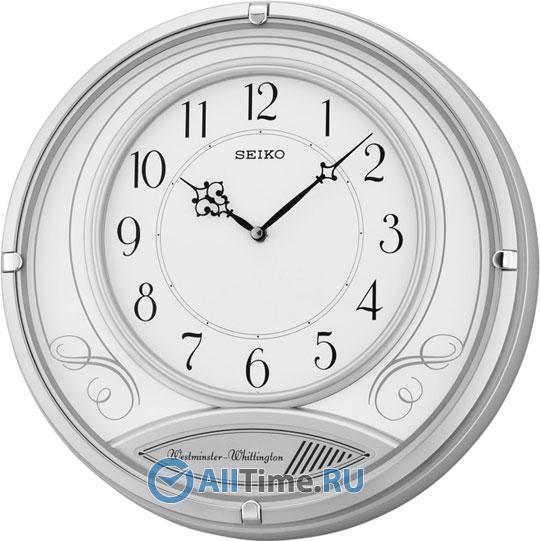 Настенные часы Seiko QXD213S настенные часы весна счк 213