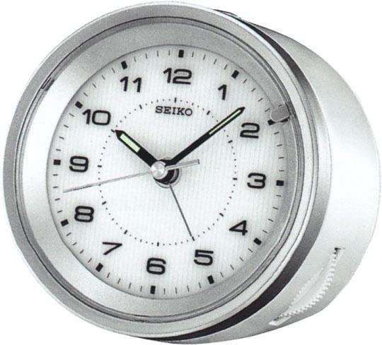 Настольные часы Seiko QXE021W будильник кварцевый mikhail moskvin цвет золотой 2816 5