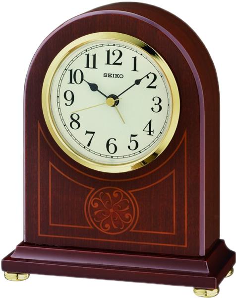 Настольные часы Seiko QXE057B будильник кварцевый mikhail moskvin цвет золотой 2816 5