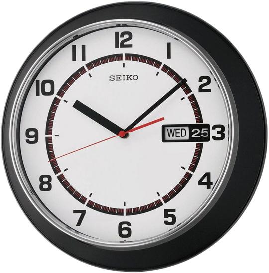 Настенные часы Seiko QXF102J