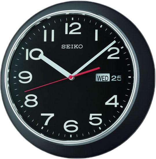 купить Настенные часы Seiko QXF102Z по цене 3100 рублей