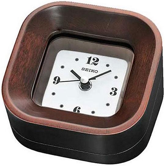 купить Настольные часы Seiko QXG145B дешево