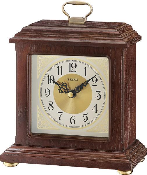 Купить со скидкой Настольные часы Seiko QXG147B-ucenka