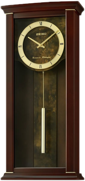 Купить со скидкой Настенные часы Seiko QXH067B