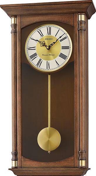 Настенные часы Seiko QXH069B
