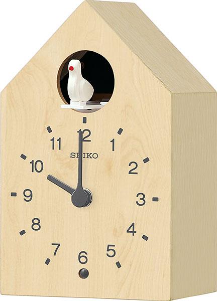 Настенные часы Seiko QXH070A