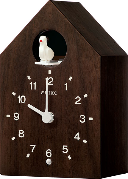Настенные часы Seiko QXH070B