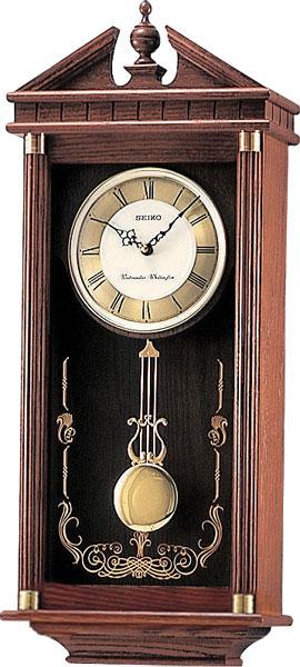 Настенные часы Seiko QXH107B