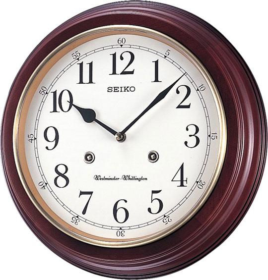 Настенные часы Seiko QXH202Z