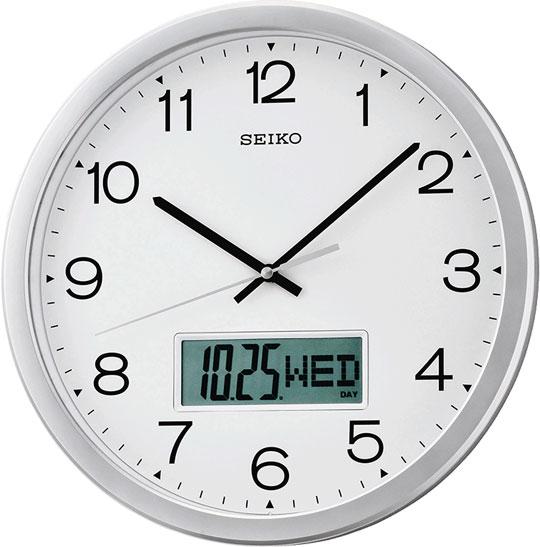 Купить со скидкой Настенные часы Seiko QXL007S