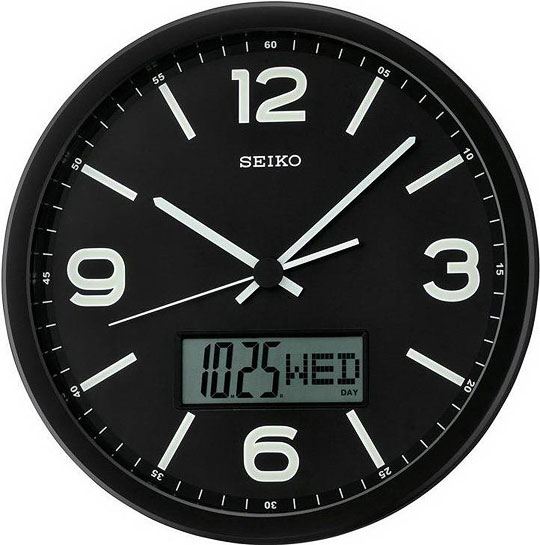 Настенные часы Seiko QXL010K