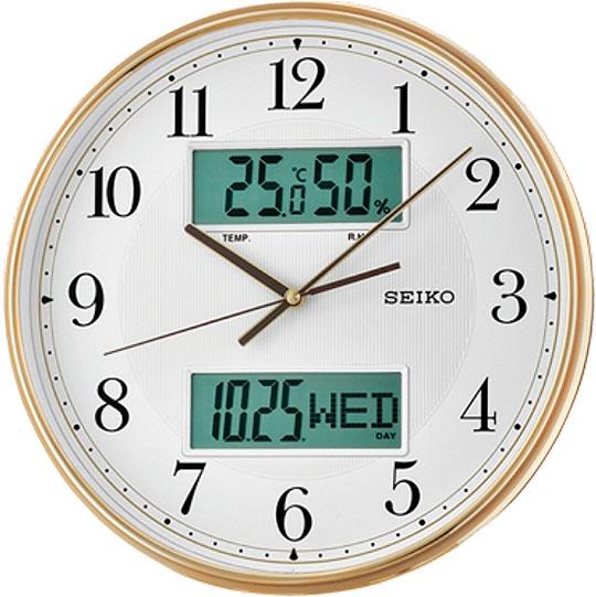 Настенные часы Seiko QXL014G