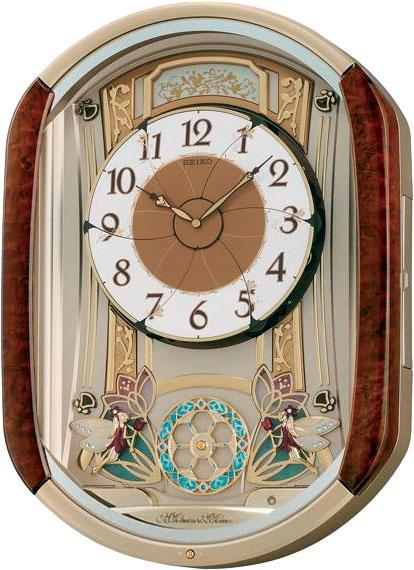 Настенные часы Seiko QXM157B seiko qxm157b seiko