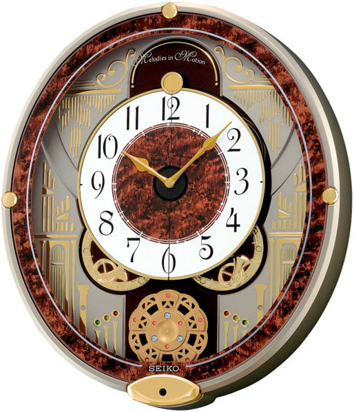 Настенные часы Seiko QXM265B