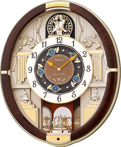 Настенные часы Seiko QXM289B