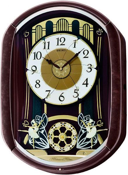 Настенные часы Seiko QXM297B