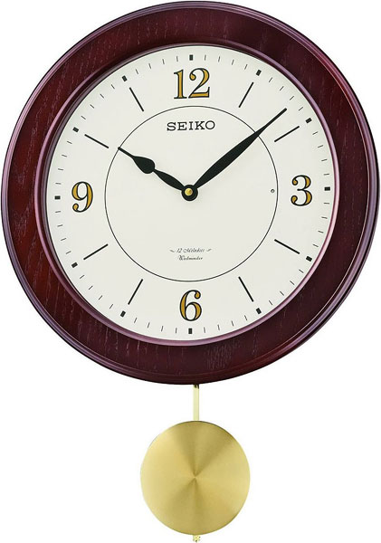 Настенные часы Seiko QXM345B