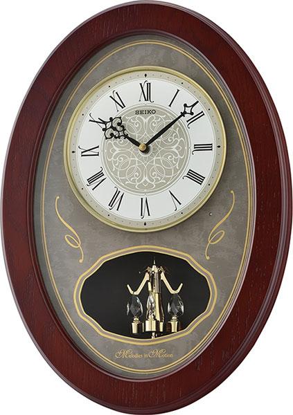 Настенные часы Seiko QXM373B