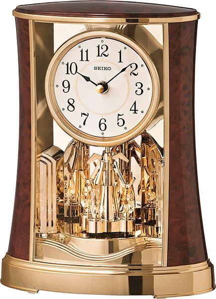 Настольные часы Seiko QXN229B seiko ssc293p2 page 2