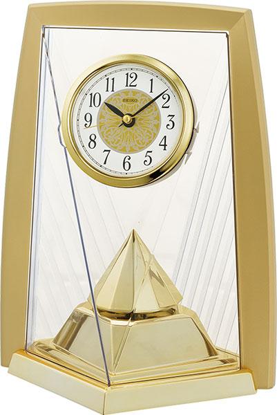 Настольные часы Seiko QXN231G часы настольные слон 12 5 16см уп 1 60шт