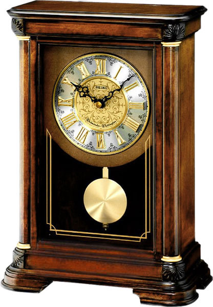 Настольные часы Seiko QXQ008B часы пушка настольные 9 30 11см 1140005