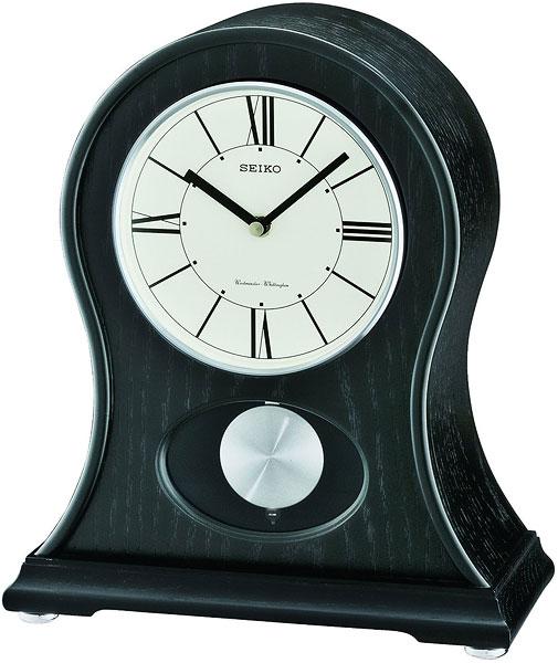 Настольные часы Seiko QXQ027K kairos настольные часы тв 027 g сова