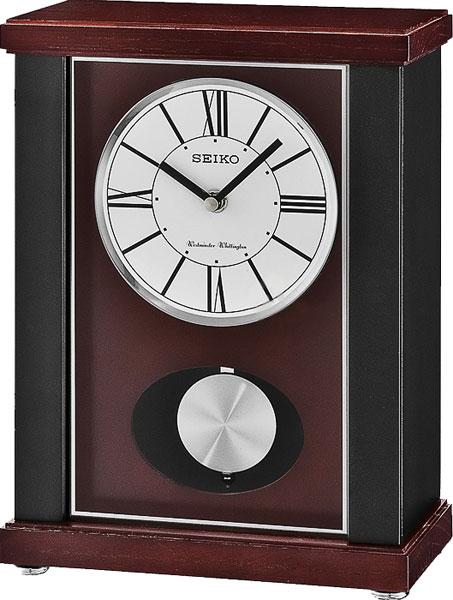 Настольные часы Seiko QXQ028K часы пушка настольные 9 30 11см 1140005