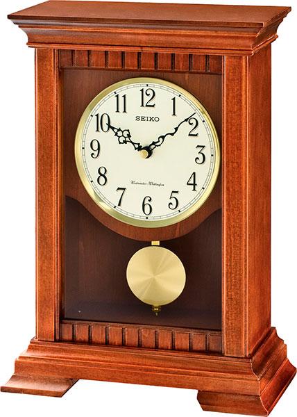 Настольные часы Seiko QXQ029B часы мелодия w era