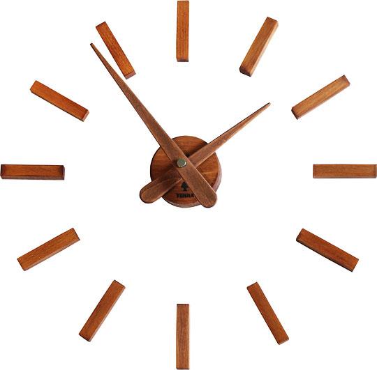 Настенные часы Terra Design Terra-Coffee