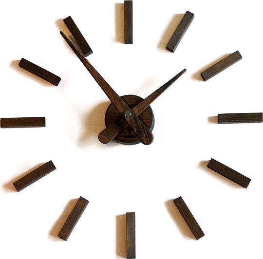 Настенные часы Terra Design Terra-Dark