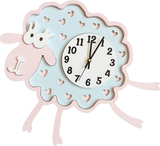 Фото «Деревянные настенные часы Terra Design CTK053»