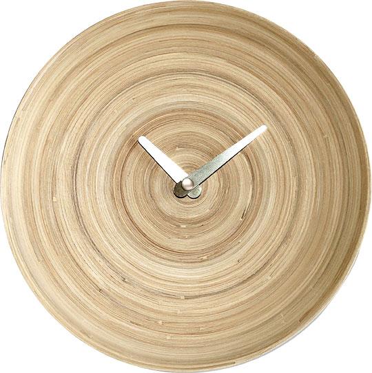 Настенные часы Terra Design Wood-Round-G