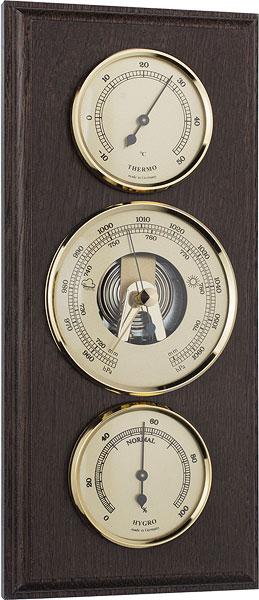 Фото - Настенные часы Tomas Stern 2014_TS барометр tomas stern 2058