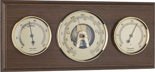 Фото - Настенные часы Tomas Stern 2024_TS барометр tomas stern 2058