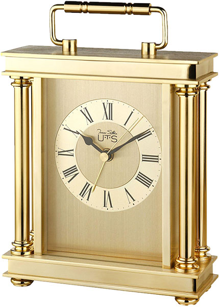 Настольные часы Tomas Stern 3003_TS будильник кварцевый mikhail moskvin цвет золотой 2816 5