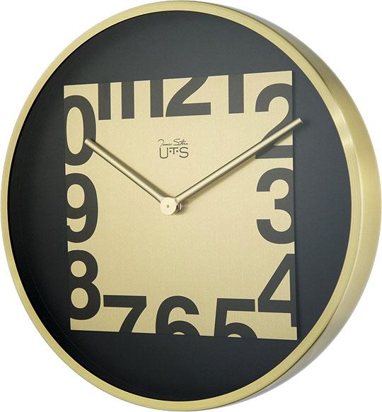 Настенные часы Tomas Stern 4006G_TS