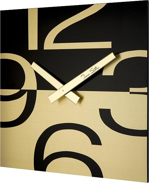 Настенные часы Tomas Stern 4019G_TS
