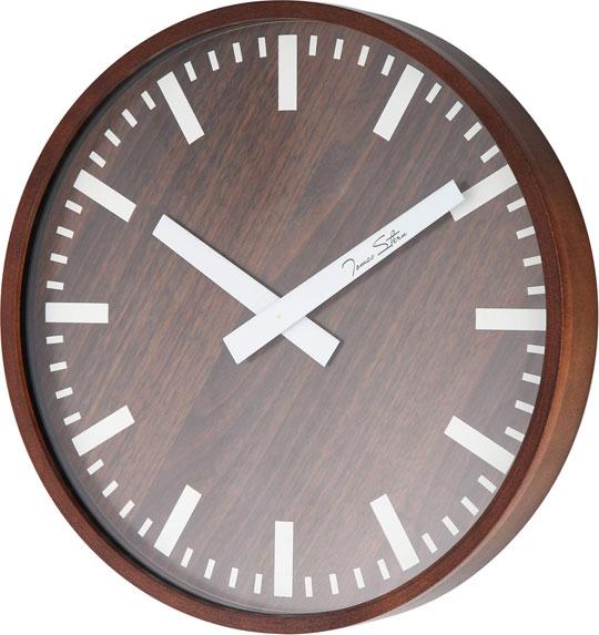 Фото «Деревянные настенные часы Tomas Stern 4027_TS»