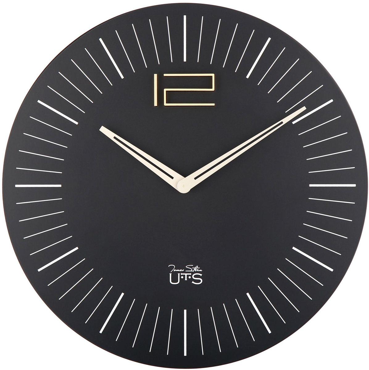 Настенные часы Tomas Stern 4036Bl_TS techlink ev160w корпус из мдф орехового цвета