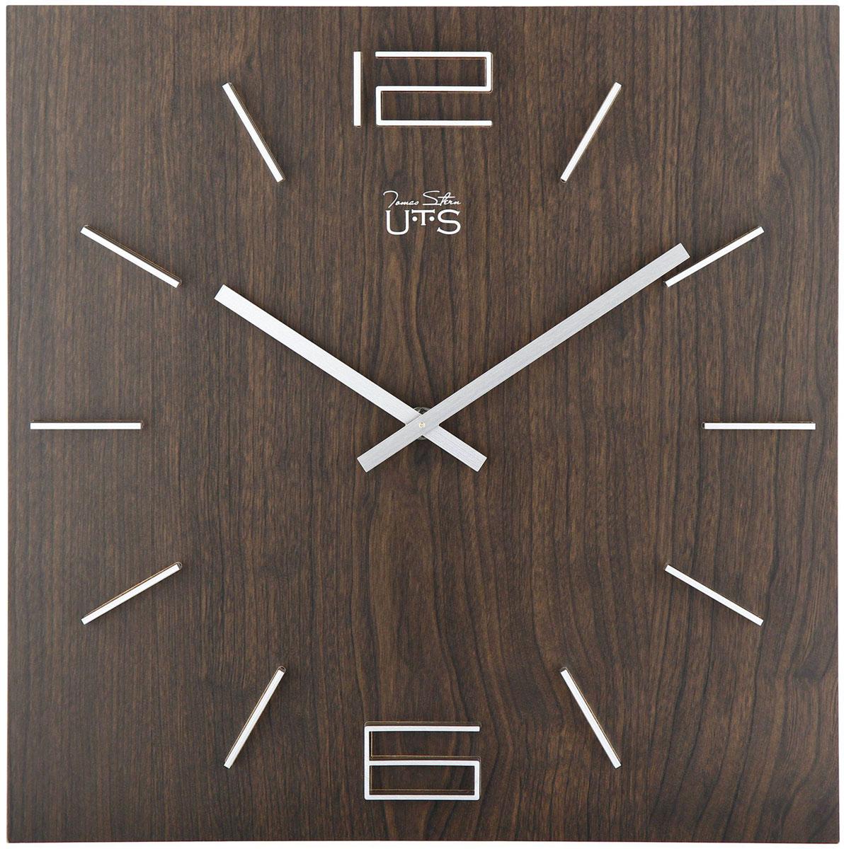 Настенные часы Tomas Stern 4037B_TS techlink ev160w корпус из мдф орехового цвета