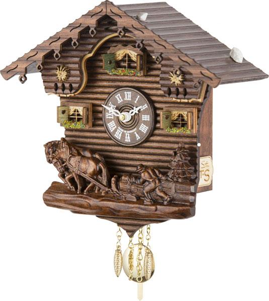 Настенные часы Tomas Stern 5031_TS