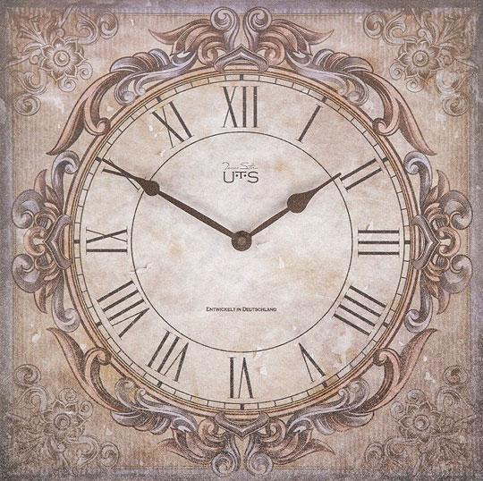 Настенные часы Tomas Stern 6005_TS