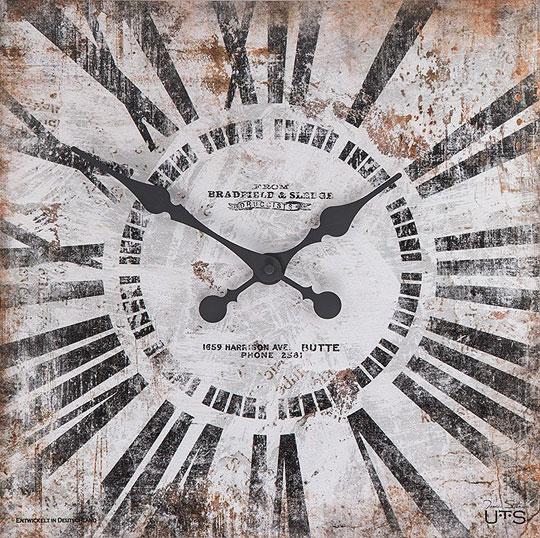 Настенные часы Tomas Stern 6009_TS