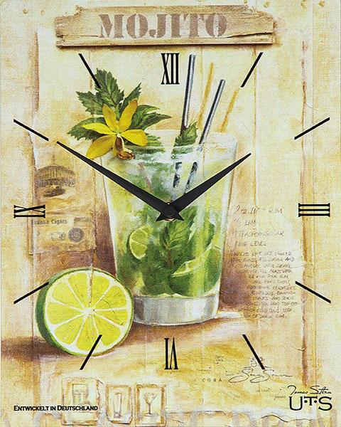 Настенные часы Tomas Stern 6014_TS