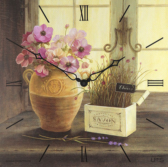 Настенные часы Tomas Stern 6026_TS