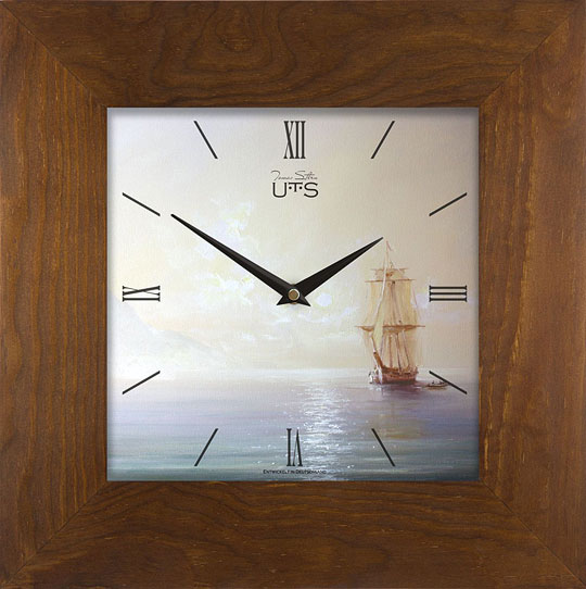 Настенные часы Tomas Stern 7012_TS tomas stern настенные часы tomas stern ts 4012s коллекция настенные часы
