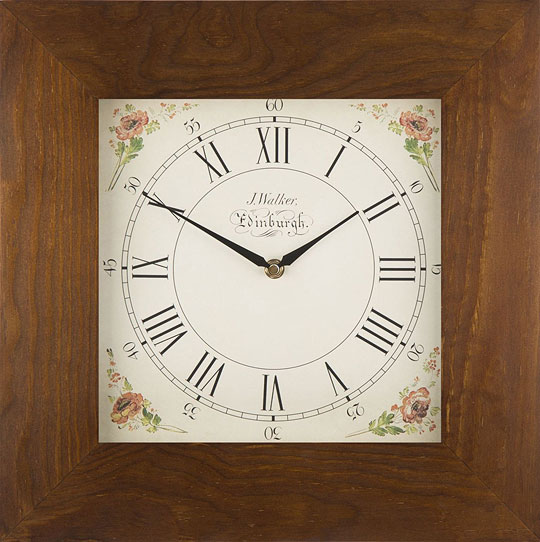 Фото «Деревянные настенные часы Tomas Stern 7020B_TS-ucenka»