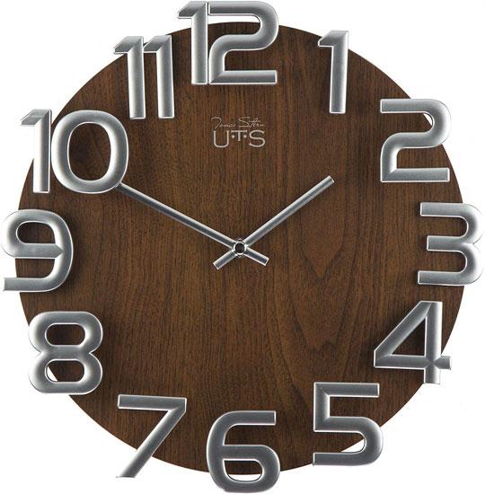 Деревянные настенные часы Tomas Stern 8002_TS